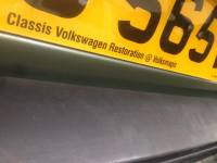Scirocco Storm Restoration Build Volksmagic Birmingham Resto Custom Work
