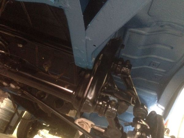 Jonny 5 Mechanical And Bespoke Interior