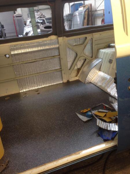 Johnny 5 Mechanical And Bespoke Interior