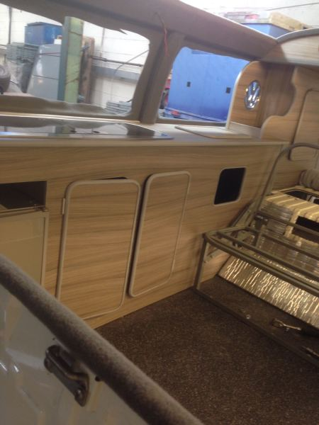 Jonny 5 Mechanical And Bespoke Interior