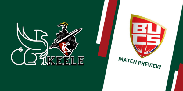 Match Preview - vs. Keele Crusaders