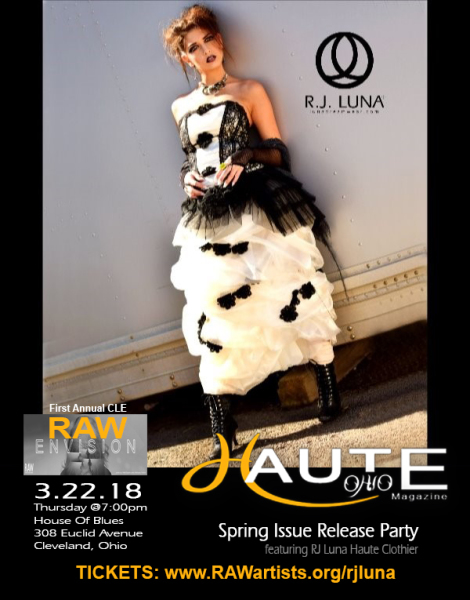 RAW! Spring '18 Issue Release Party!