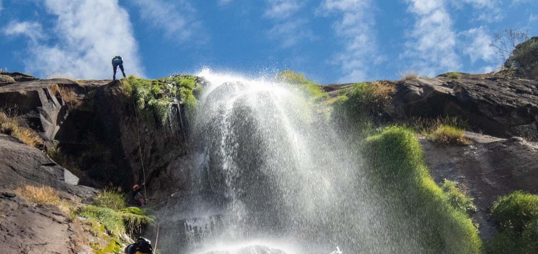 Canyoning na Serra da Freita - Avançado