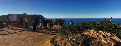 Caminhada no Cabo Espichel