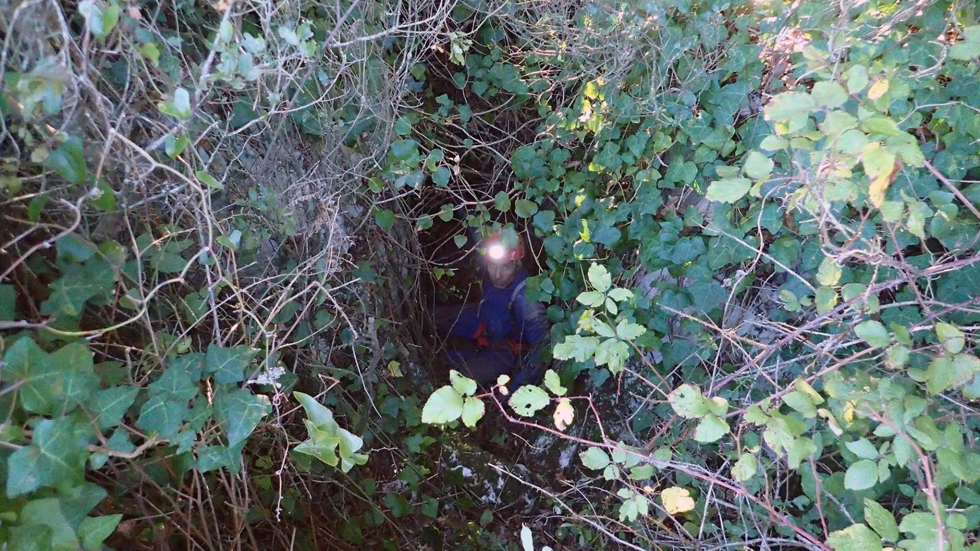 Entrada do Algar da Selva