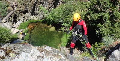 Canyoning & Trekking na Serra da Estrela
