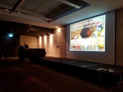 17º Congresso Internacional de Espeleologia, Austrália