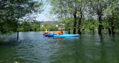 Kayak no Mar de Minde