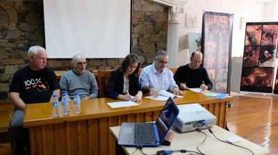 Jornadas Espeleológicas - Grutas das Alcobertas 2018