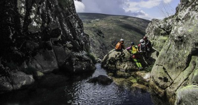 Encontro ibérico de canyoning do Vallis, Arouca