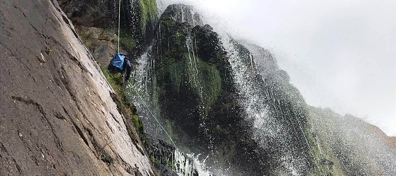 Canyoning na Serra da Freita - Ribeira da Castanheira e Frecha
