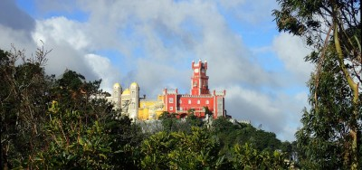 Caminhada em Sintra - Vila Sasseti - Castelo - Pena