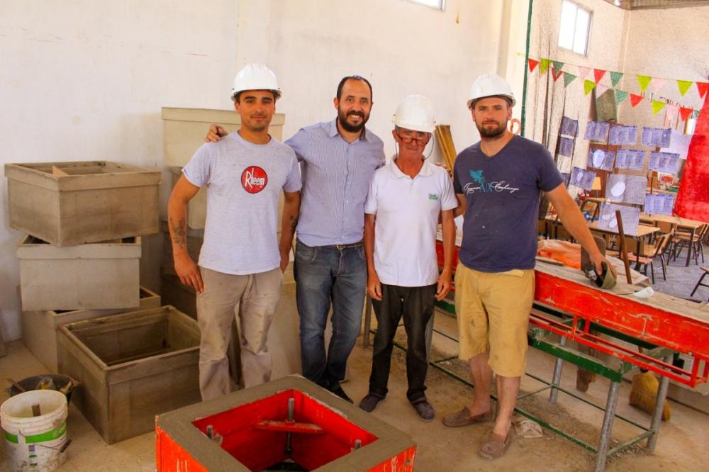 Ya está en funcionamiento la Fábrica Municipal Cooperativa de Gualeguaychú