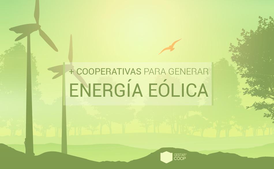 Diez cooperativas unidas para generar energía eólica en Córdoba
