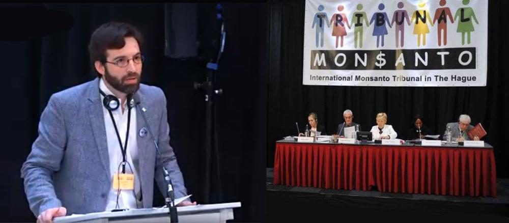 Médico argentino expuso estudios epidemiológicos en el Tribunal Monsanto