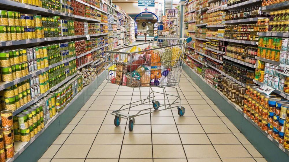 Seis grandes cadenas concentran casi nueve de cada diez compras de alimentos