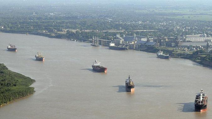 El Conicet confirmó que el río Paraná está contaminado con glifosato