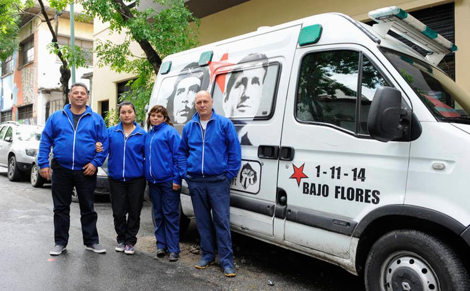 Una Cooperativa ejemplo en la ciudad de Buenos Aires