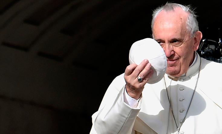 El Papa Francisco pide a cooperativas crear empresas para dar empleos