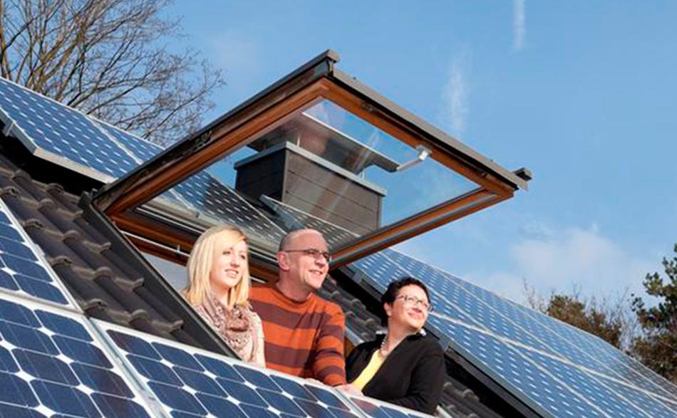 El 47% de la potencia renovable esta en manos de cooperativas y ciudadanos
