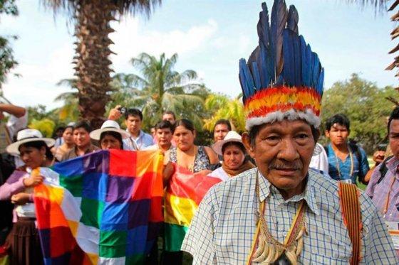 El TPP y los Derechos de los Pueblos Indígenas en América Latina