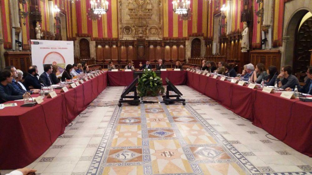 Barcelona impulsará la Economía Solidaria con 24.5 millones hasta 2019