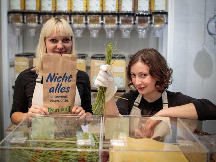 El primer supermercado que no genera residuos está en Alemania