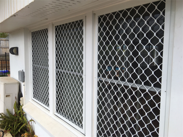 Diamond Grill Security Screens