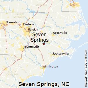 Seven Springs, NC