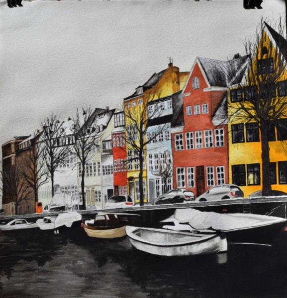 CHRISTIANSHAVN (SOLD)