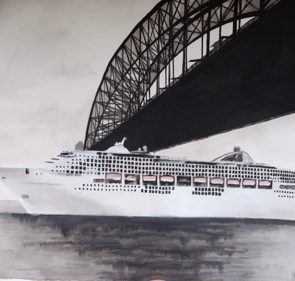 SUN PRINCESS (SOLD)
