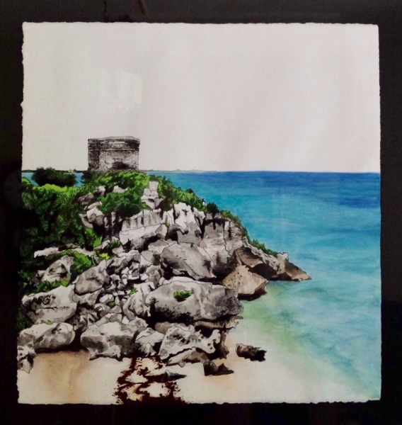 RUIN OF MEXICO (SOLD)