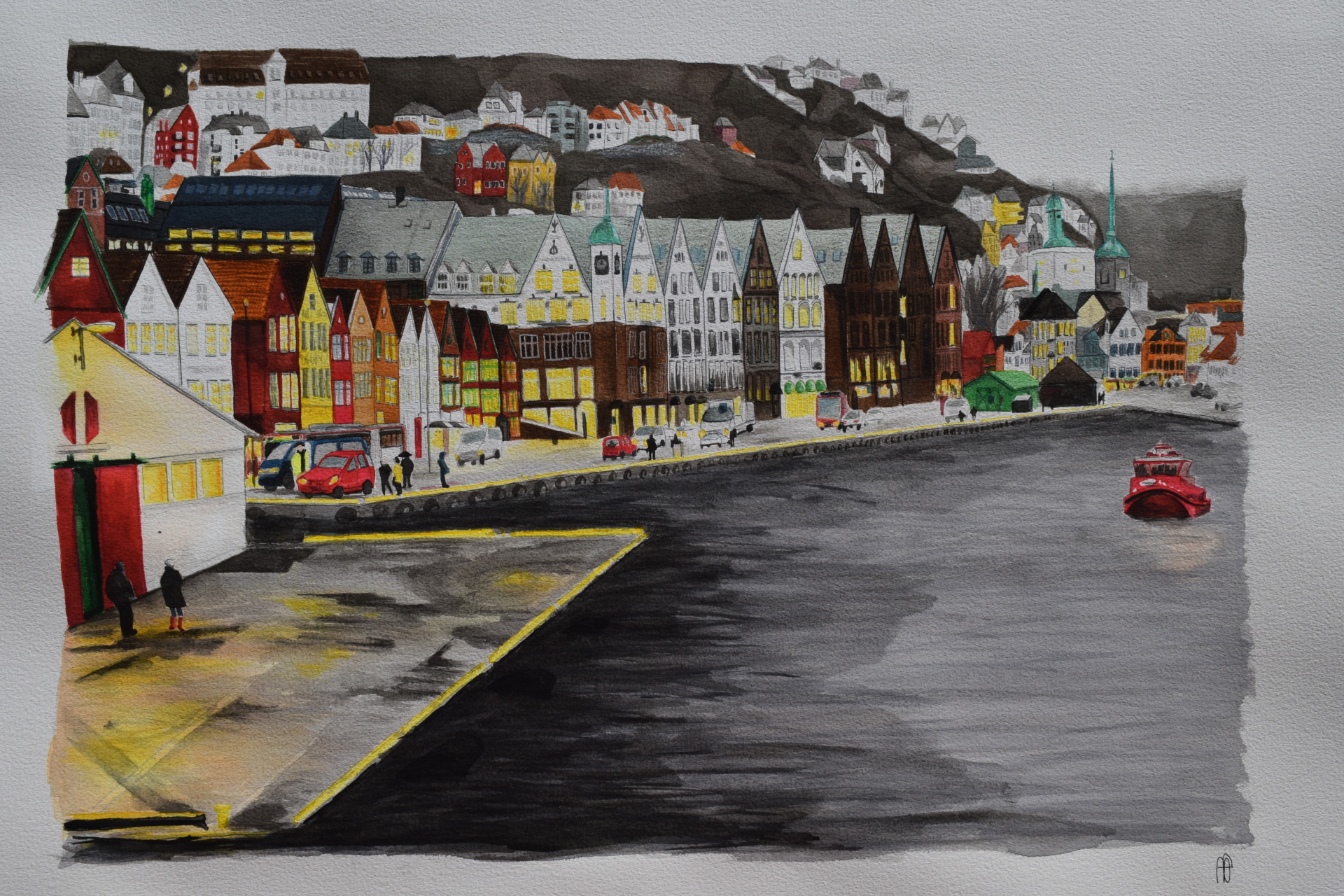 BERGEN HARBOUR (SOLD)