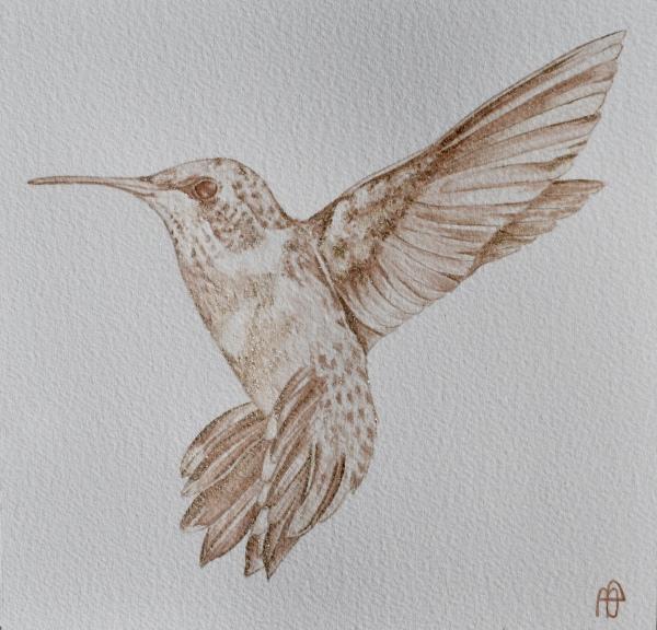 BRIDAL BIRD (SOLD)