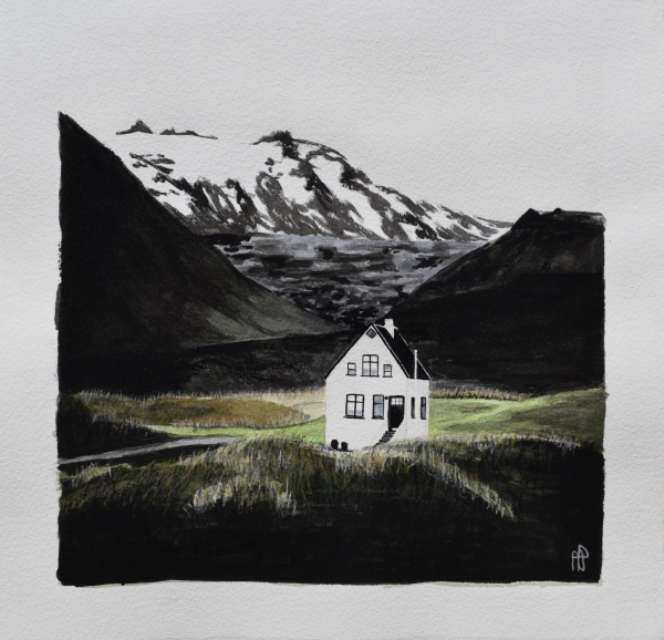 LONE HOME (SOLD)