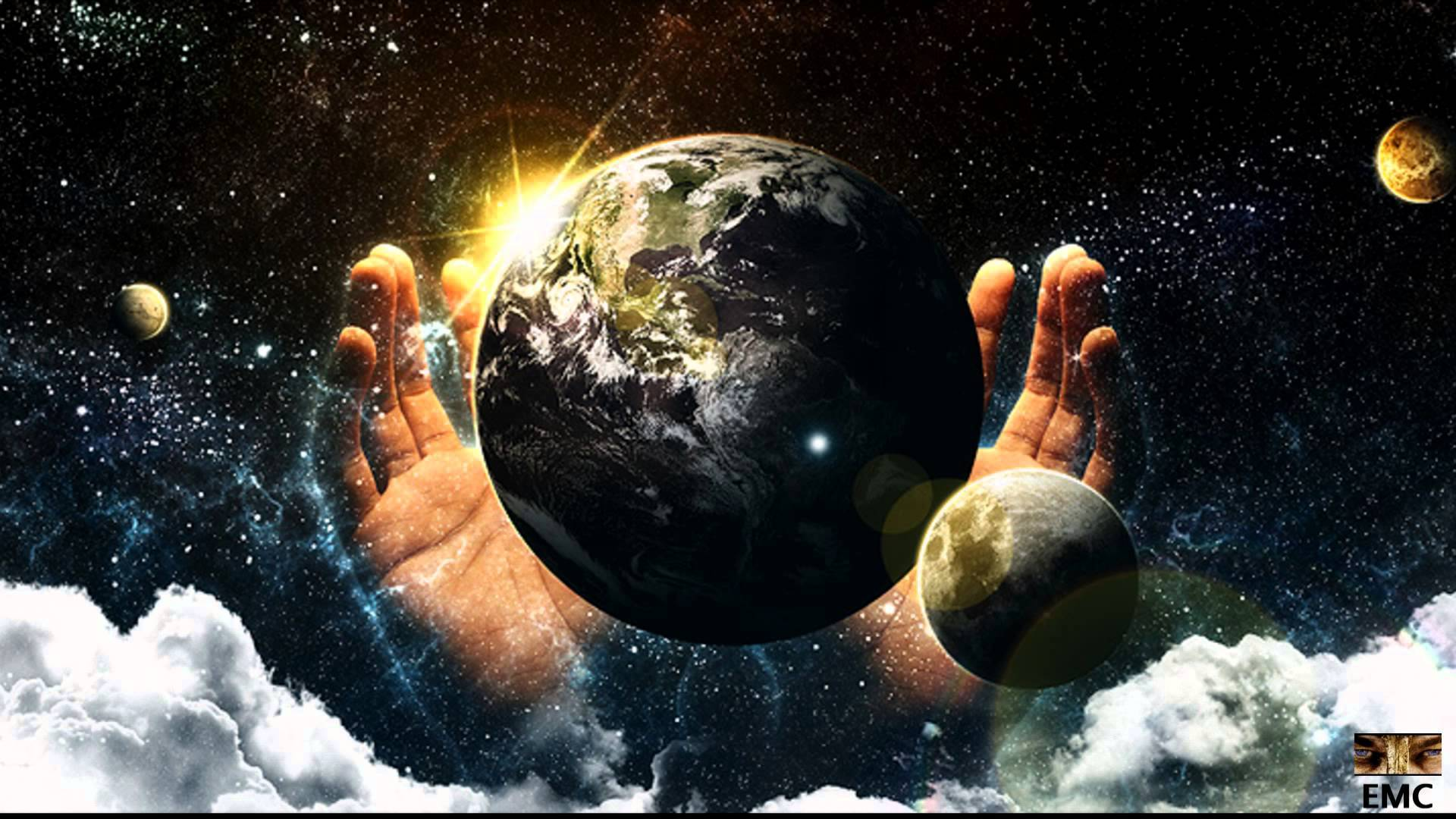 god and world
