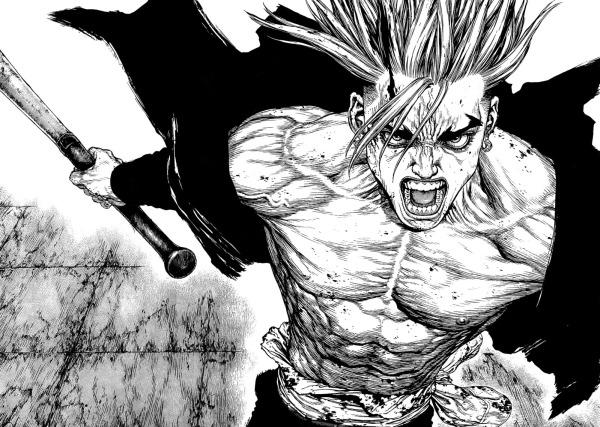 Shamo Manga - Finished Manga Recommendations