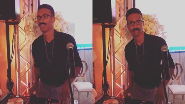 DJ MustachKeybo!