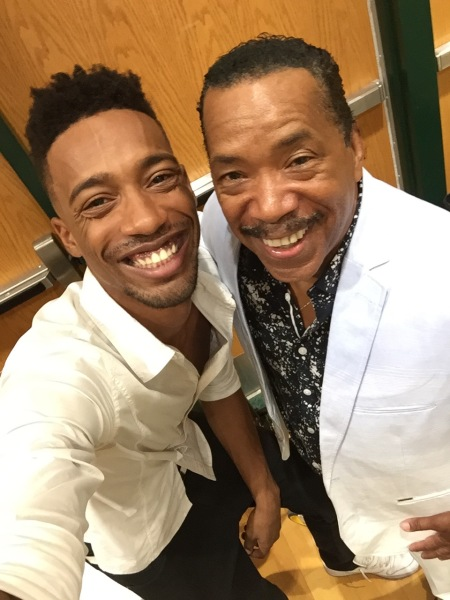 Thank you Obba Babatunde' for having me!