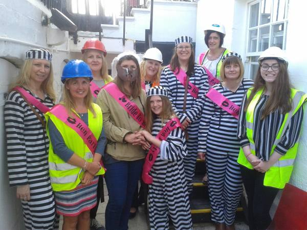 Hen Party Fun!