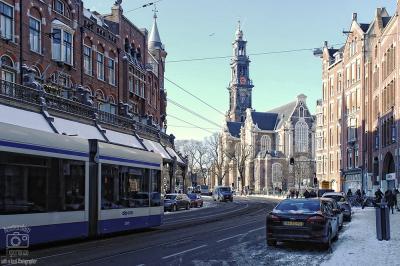 המגדל המערבי אמסטרדם