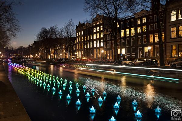 פסטיבל האורות באמסטרדם 2016