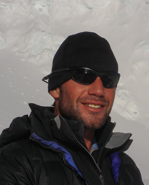 Dave Sarkany, ACMG Ski Guide