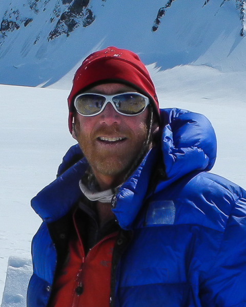 Brian Jones, ACMG Mountain Guide