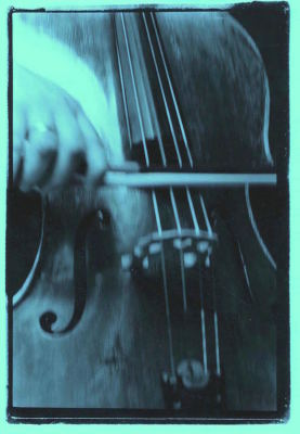 Javier Arias, violoncello