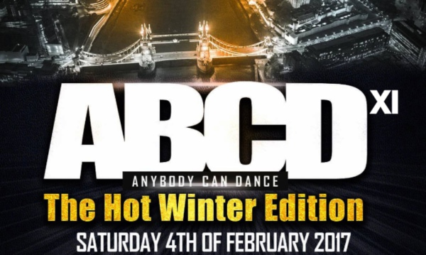ABCD - Our Mega All Dayer