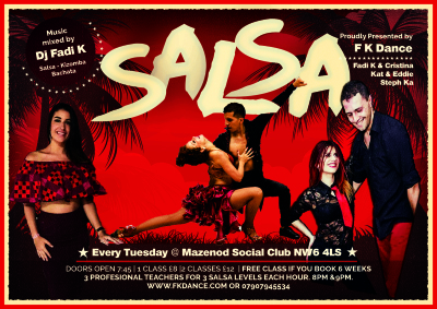 Salsa On Tuesdays