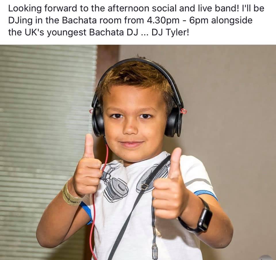 DJ Tyler Henry