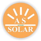 AS Solar Logo