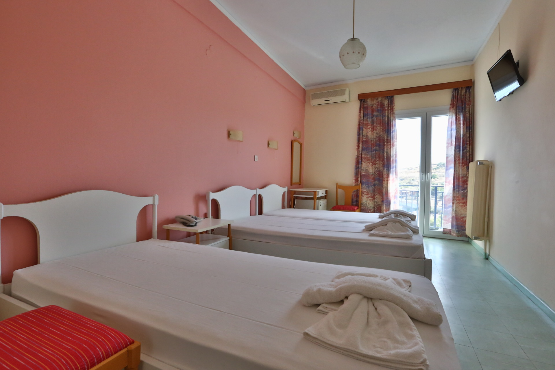 triple room syros , book a room syros